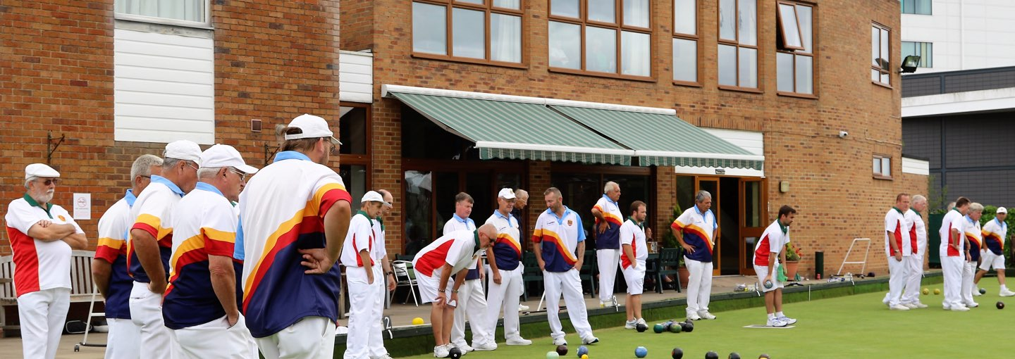 Playing Bowls outside the club