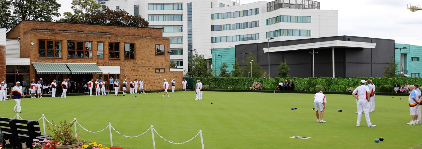Bracknell Social Club House and Bowling Green